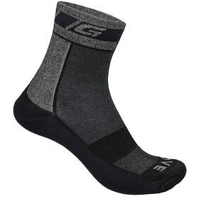 GripGrab Merino sukat, black